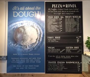 My Slice menu